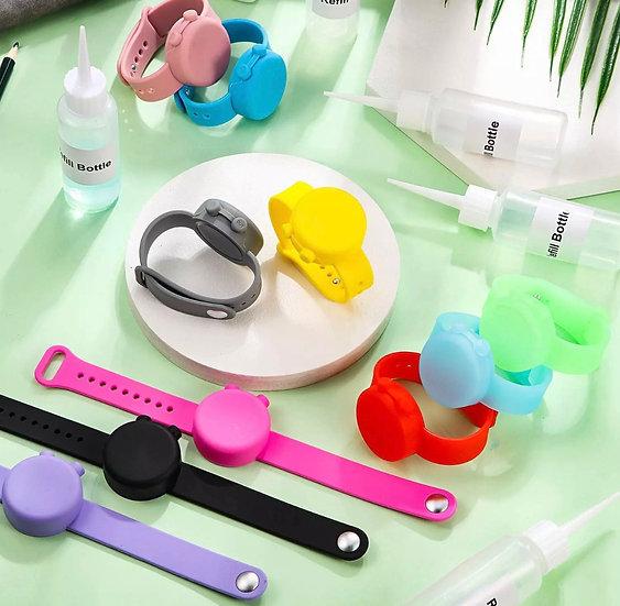 Hand Sanitizer Watch