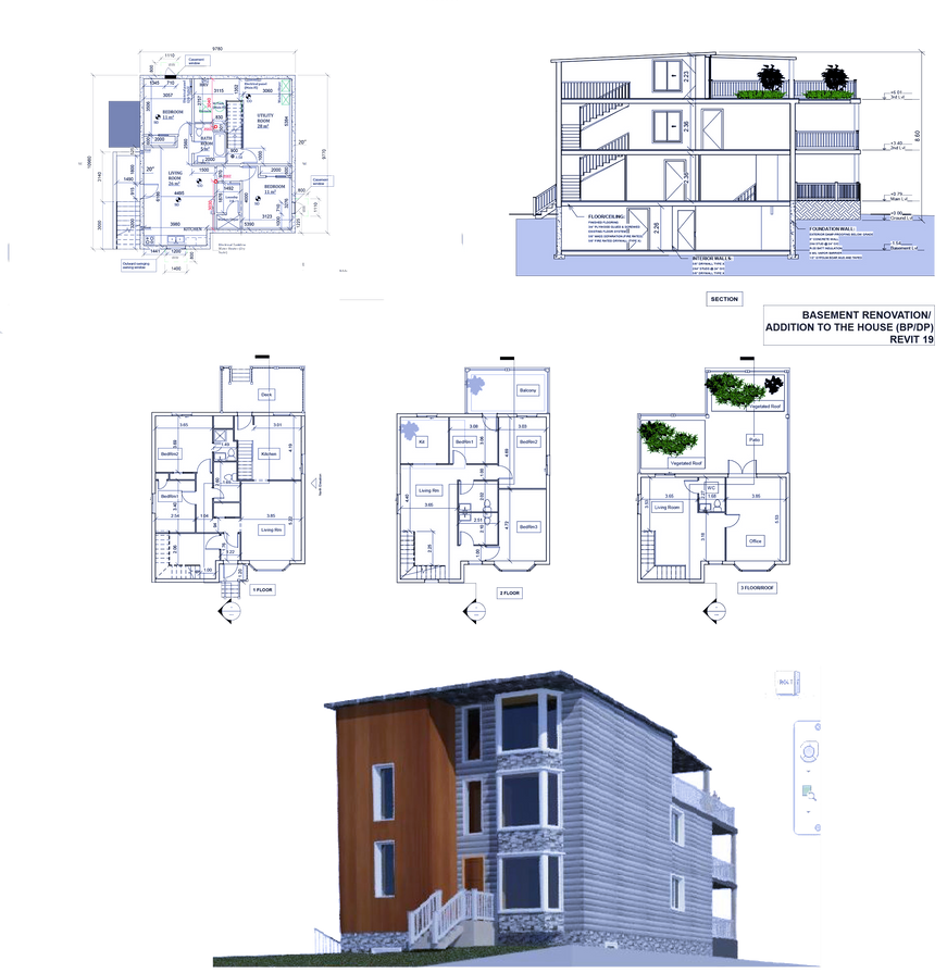 Secondary Suite/ Addition