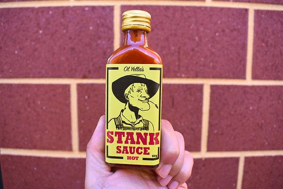 Stank Sauce (Original Bottle) - Hot