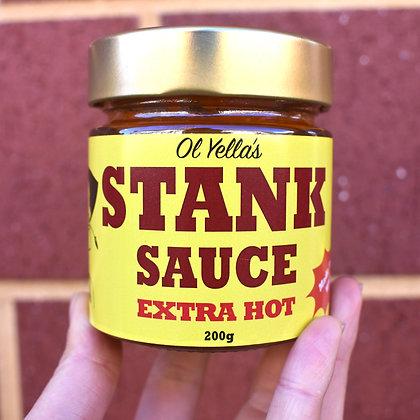Stank Sauce (Tub) - Extra Stinkin' Hot