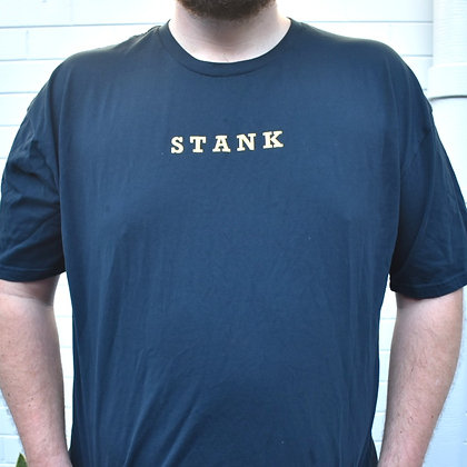 Men's S T A N K  T-Shirt in Navy