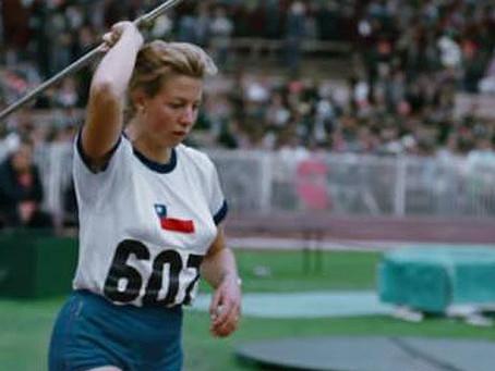 Muere la atleta chilena Marlene Ahrens