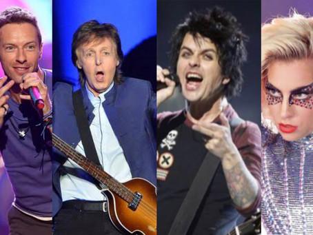 Grandes estrellas del mundo se unen en concierto virtual