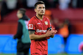 Charles Aránguiz: ¡el mejor del Bayer Leverkusen!