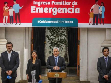 Ingreso familiar de emergencia para familias vulnerables