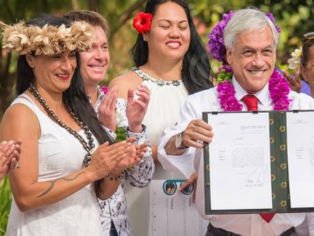 Ley de Residencia en Isla de Pascua