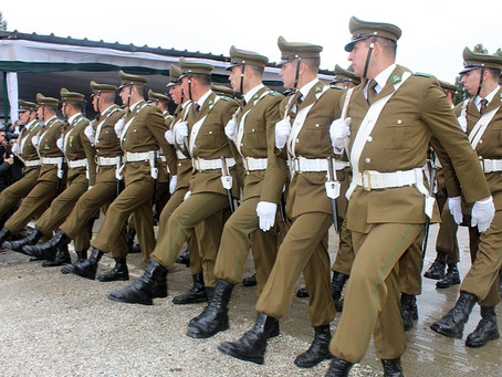 Carabineros de Chile cumple 93 años