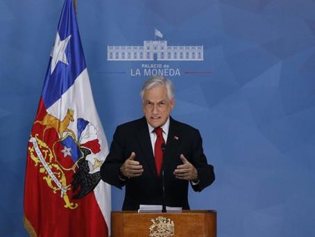 Decretan Estado de Emergencia en Santiago