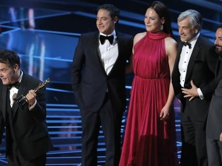 """Chile gana el Oscar 2018 con """"Una mujer fanástica"""""""