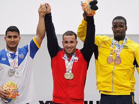 Arley Méndez gana Oro para Chile