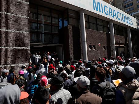 La nueva Ley de Inmigración en Chile