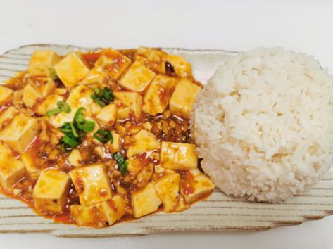 豫膳房麻婆豆腐盖饭