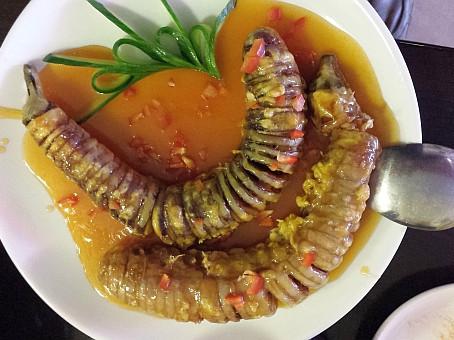 Uncle Zhou's Eggplant 'Double Dragon'