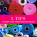 5 TIPS TO PREP YOUR FABRIC BEFORE CUTTING AND SEWING