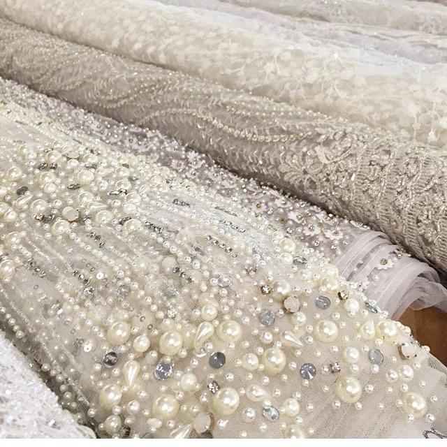 LA Fashion District couture fabrics