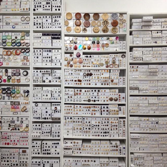 LA Fashion District buttons