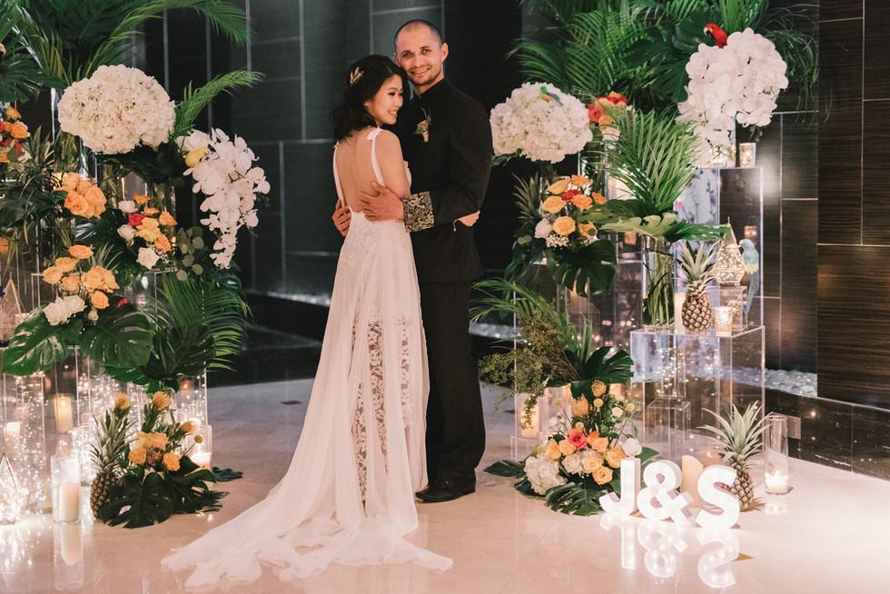 Jose + Catherine
