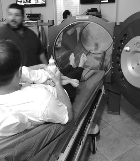 HyperBaric Treatments