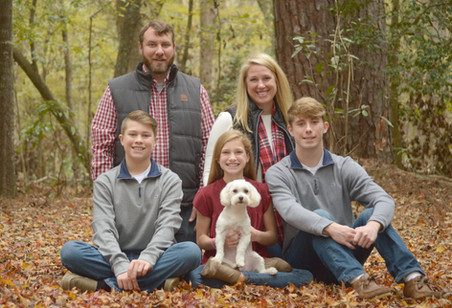 Lifeline Partners Spotlight:  THE BURGESS FAMILY