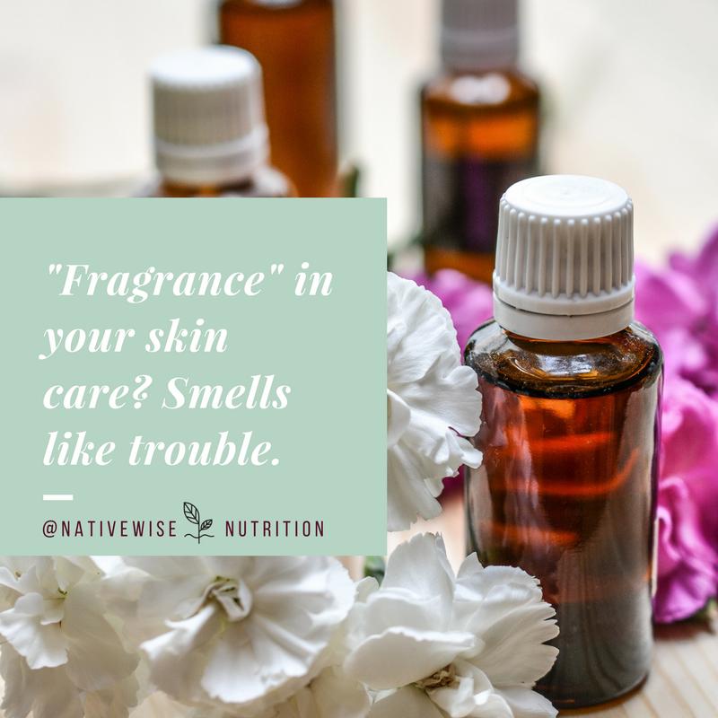 safe skin care