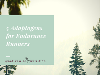 Five Adaptogens for Endurance Runners