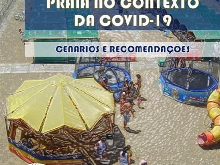 Recomendações para o turismo de sol e praia no contexto da COVID-19
