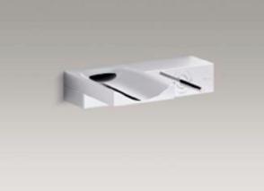 Beitou- Misturador monocomando de parede para lavatório