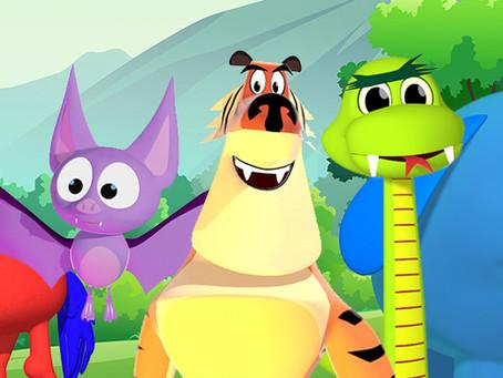 Zooparky na Maratona ZooMoo Kids de Novembro!