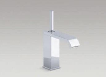Loure - Misturador monocomando de mesa para lavatório