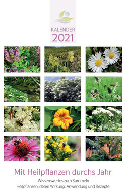 Titelblatt Kalender 2021