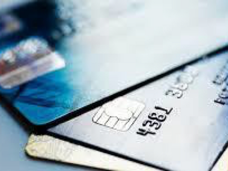 Becoming Credit Card Savvy Part 1