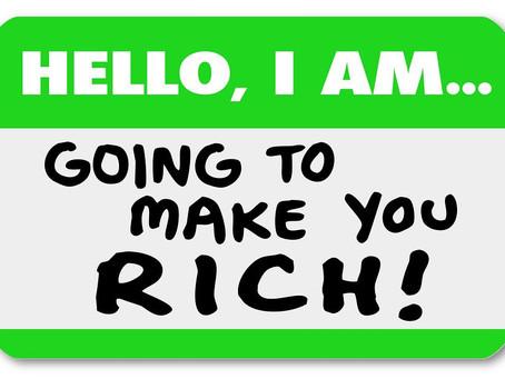 Let's Get Rich Quick