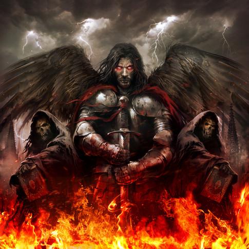 Vendetta Heretic Nation album artwork