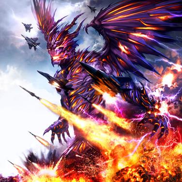 Vendetta World Under Fire album artwork