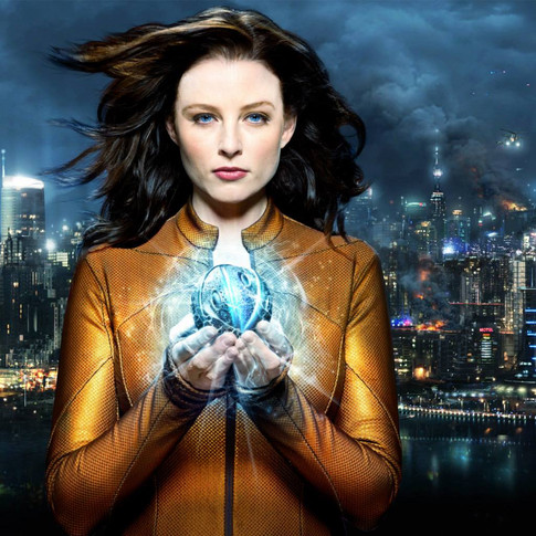 Promo Art for SyFy channel series called Continuum