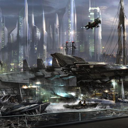 Killzone environment art