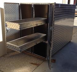 Custom-aluminium-truck-3-door-tool-box