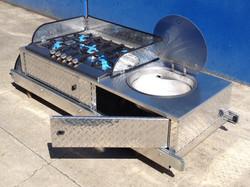 Caravan-sink-slide