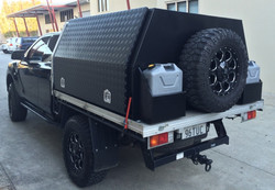 Black-aluminium-powder-coated-canopy-wit