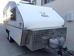 Custom-caravan-nose-cone-box