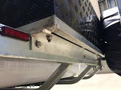 Custom-caravan-rear-bar-storage-box-moun