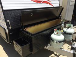 Custom-caravan-draw-bar-box