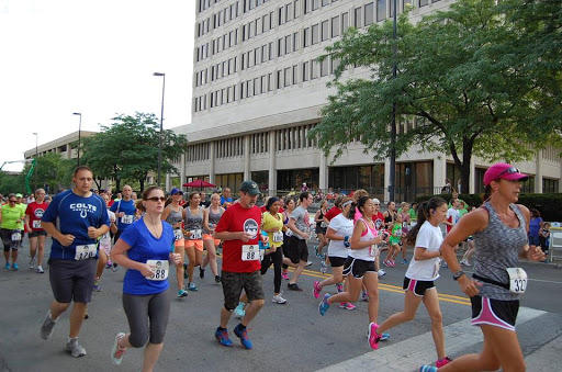 Runners on Parade