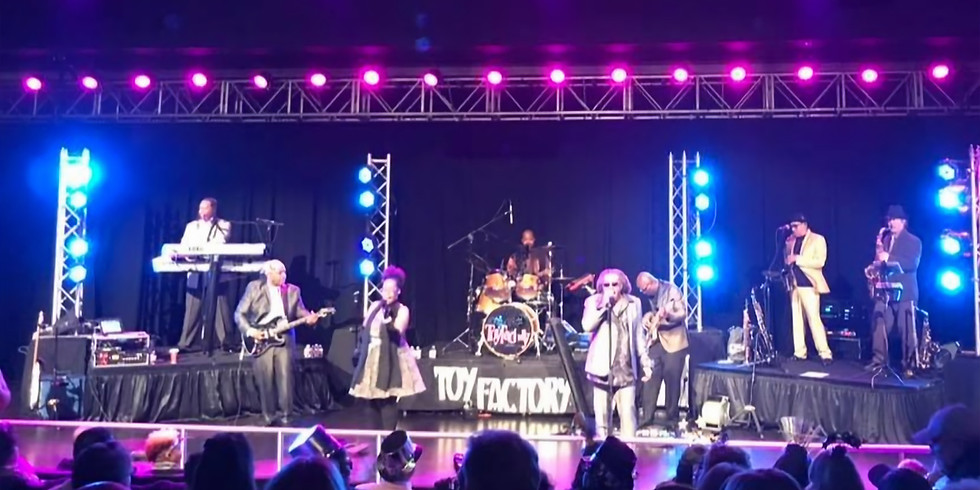 Heart & Soul Affair Featuring: Toy Factory - Presented by B96.9