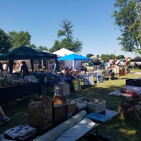 Lawton Park Flea Market