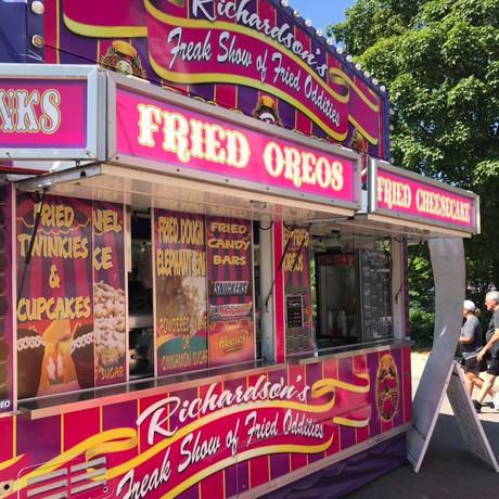 Richardson's Freakshow of Fried Odditites