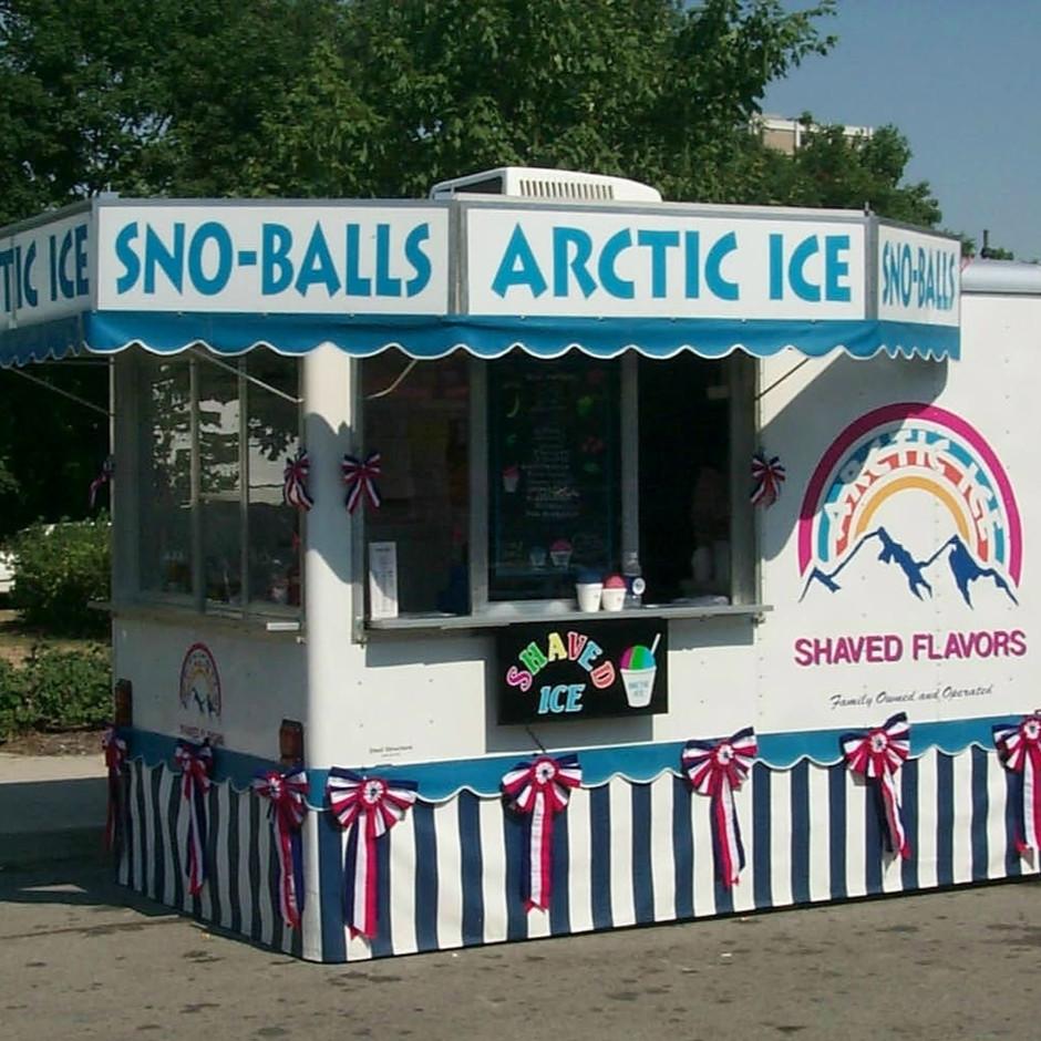Arctic Shaved Ice