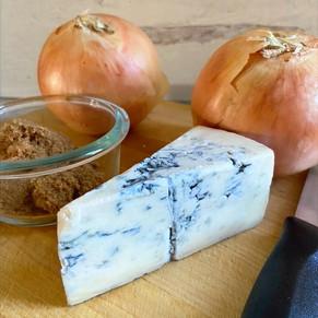 Caramelized Onion and Gorgonzola Jam Ing
