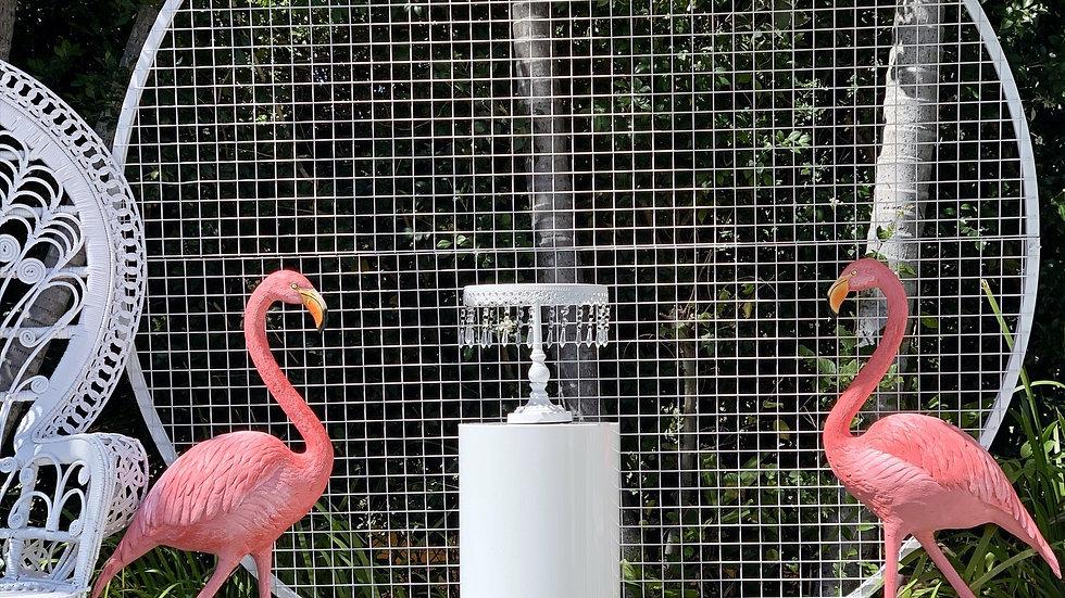 Flamingo Statues