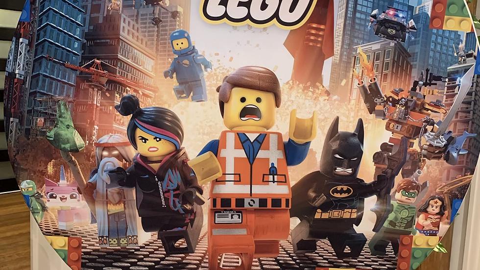 Lego Backdrop